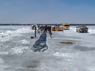 Milford Municipal Utilities Installing Zebra Mussell Protection On Water System