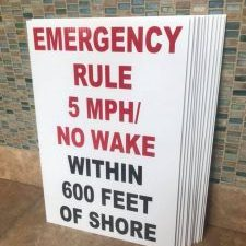 Emergency Rule In Effect