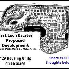 East Loch Estates Proposed Development
